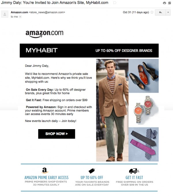 amazon-invitation-email