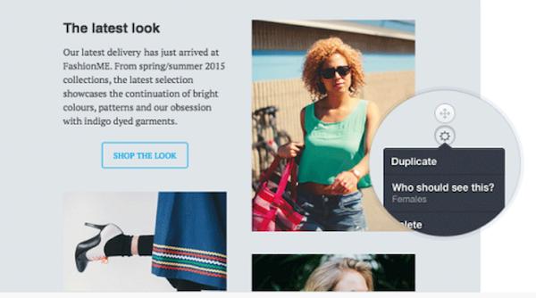 善用動態 Email 行銷內容,讓個人化的 Email 行銷更完美